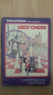 Intellivision Spiel USCF Chess Schach