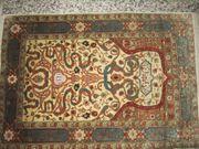 Traumhaft schöner Hereke Seiden Teppich