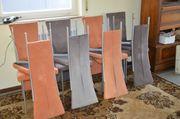 Stühle 8 Stück 2 Farben