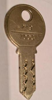 USM Haller Schlüssel für Schlossgriffe