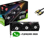 MSI Gaming GeForce RTX 3080