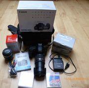 Canon EOS 60d gebraucht incl