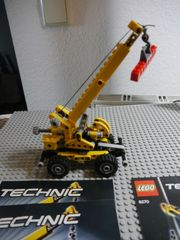 LEGO Technik Mobiler Mini-Kran 8067