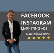 Facebook- und Instagram Social Media