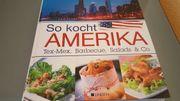 Kochbuch Amerika