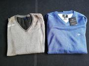 2 Neue Herren Pullover