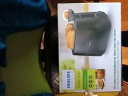 Toaster PHILIPS Grille-pain Farbe schwarz