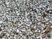 Granit Schotter zu verschenken