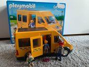 Playmobil Schulbus 6866 Orginalverpackung