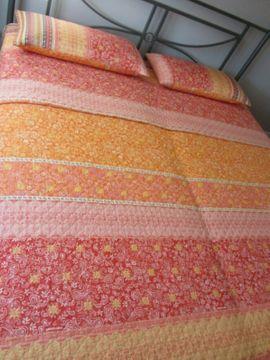 Betten - Doppelbett Metall 180x200 cm inkl