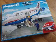 playmobil Flughafen Flugzeug