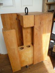 Rollbarer Archivkommodenschrank
