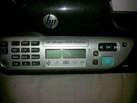 Drucker HP Officejet 4500 G510g: Kleinanzeigen aus Hamburg Bramfeld - Rubrik Tintenstrahldrucker