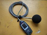 Schallpegelmesser - Elektronik - Klasse 1
