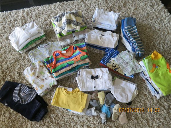 Baby Paket Uni-Sex 154 Teile