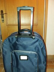 Koffer Auckland blau
