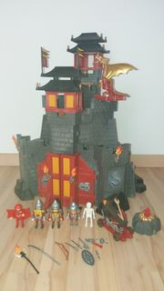 Playmobil Dragons - Große Asia-Drachenburg