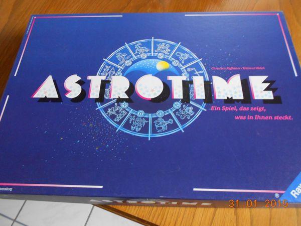 Astrotime Spiel für Erwachsene