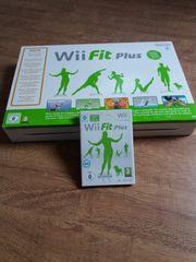 Wii Fit Plus Konsole und