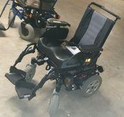 Invacare Bora - elektrischer Rollstuhl - Wheelchair -