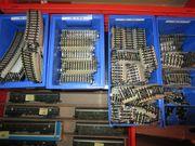 Märklin H0 Metallschienen M-Gleis und