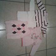 Babykleidung für Mädchen Gr 62