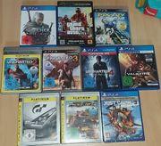 Diverse Spiele für PS3 4