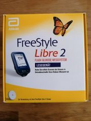 Freestyle Libre 2 Lesegerät neu