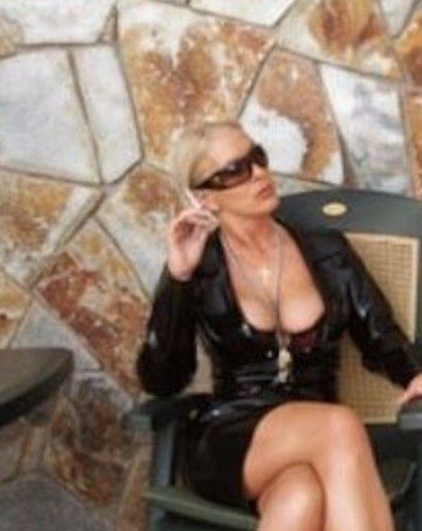 Extravagante Lady sucht IHN zum