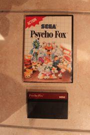 Psycho Fox Sega Master System