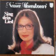 6 LP s Nana Mouskouri