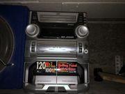 JVC MX-J550R Stereo Anlage