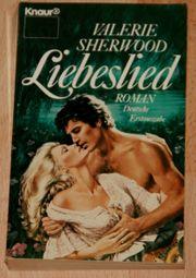 Buch Liebeslied von Valerie Sherwood -