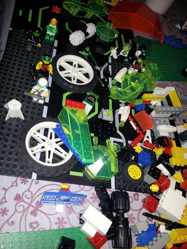 LEGO Riesiges Konvolut 5kg Lego