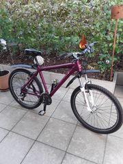 Mountainbike Kraftstoff