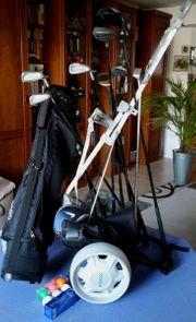 Golfausrüstung neu