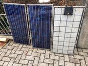 3 x Solarpanel AEG PQ