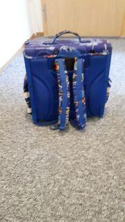 Schulranzen mit Sporttasche