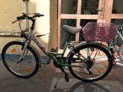 Fahrrad 24 Zoll Mädchen