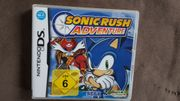 Nintendo DS SonicRush Adventure