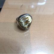 Natur-Stein Ring