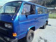 VW T3 CARAVELLE CL TD -