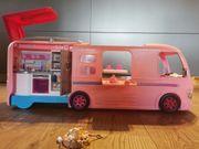 Barbie Camper Wohnmobil