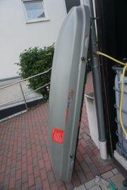 Dachbox Dachgepäckbox lang ca 2