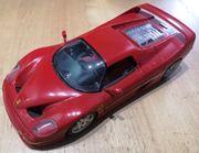 Ferrari F50 rot von Burago