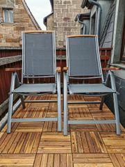 2 Merxx Garten - Balkonstühle