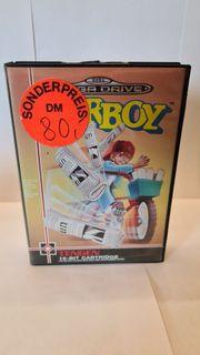 PaperBoy für die Sega