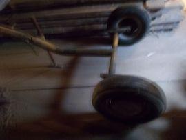 Sonstige Nutzfahrzeuge - Anhängvorrichtung mit 2 Räder