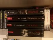 5 x Joy Fielding Bücher