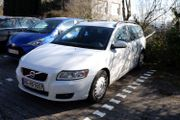 Volvo V50 DRIVe Kinetic mit